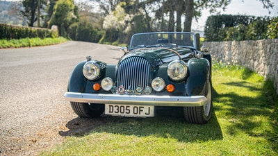 1986 Morgan Plus 8 – V8