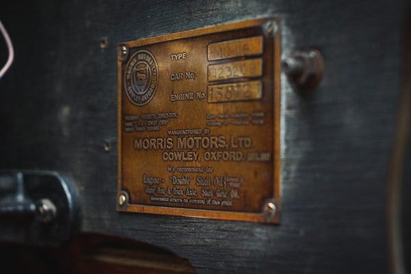 1925 Morris Cowley Bullnose For Sale (picture 66 of 98)