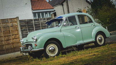 RESERVE REMOVED 1959 Morris Minor 1000