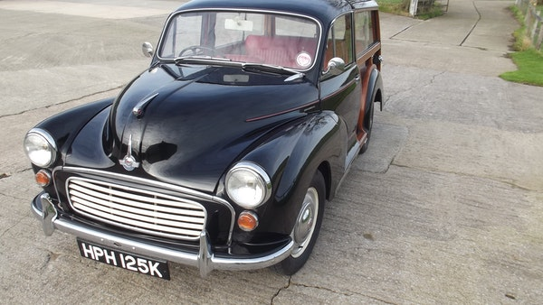 1972 Morris Minor Traveller For Sale (picture 4 of 77)