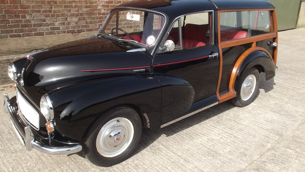 1972 Morris Minor Traveller For Sale (picture 10 of 77)