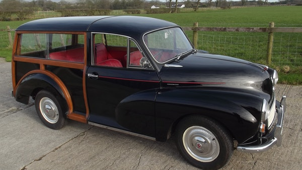1972 Morris Minor Traveller For Sale (picture 5 of 77)