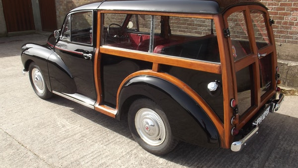 1972 Morris Minor Traveller For Sale (picture 12 of 77)