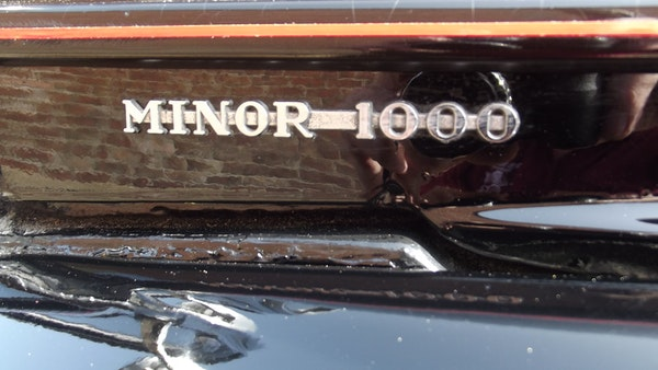 1972 Morris Minor Traveller For Sale (picture 37 of 77)