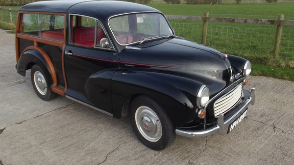 1972 Morris Minor Traveller For Sale (picture 1 of 77)