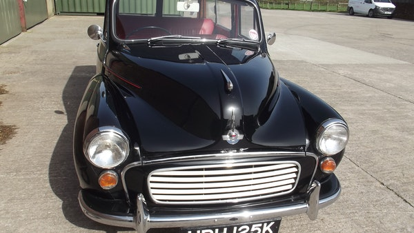 1972 Morris Minor Traveller For Sale (picture 11 of 77)