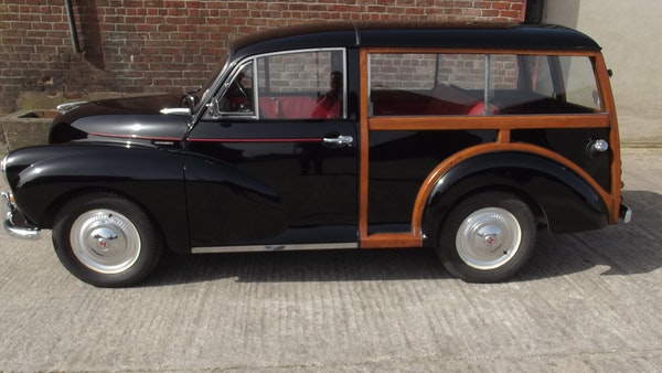 1972 Morris Minor Traveller For Sale (picture 15 of 77)