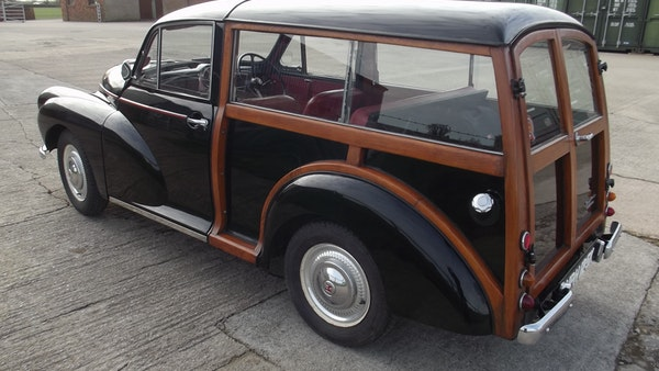 1972 Morris Minor Traveller For Sale (picture 6 of 77)