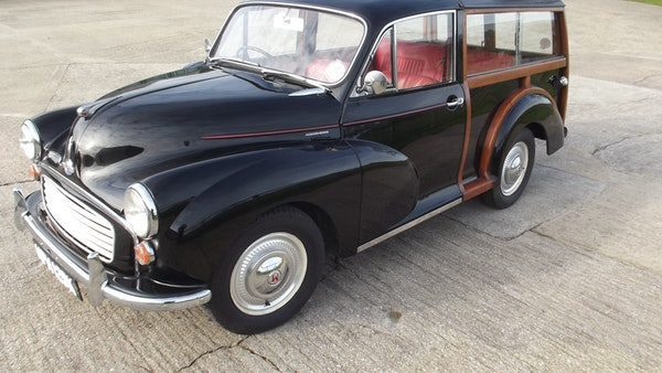 1972 Morris Minor Traveller For Sale (picture 8 of 77)