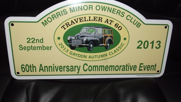 1972 Morris Minor Traveller For Sale (picture 51 of 77)