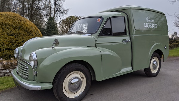1966 Morris 6 cwt Van For Sale (picture 5 of 41)