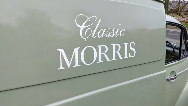 1966 Morris 6 cwt Van For Sale (picture 32 of 41)