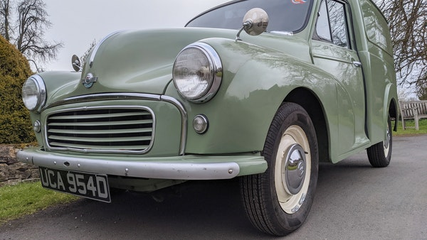 1966 Morris 6 cwt Van For Sale (picture 4 of 41)