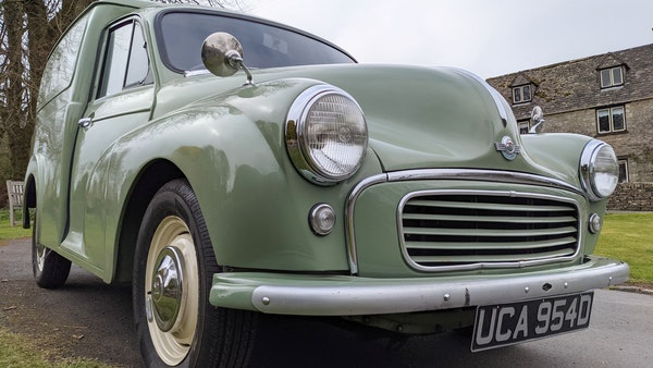 1966 Morris 6 cwt Van For Sale (picture 12 of 41)