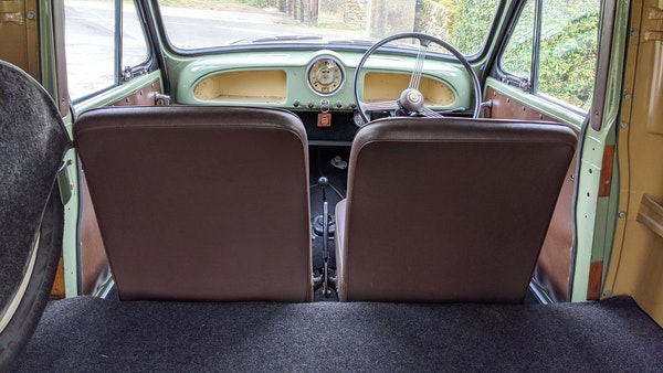1966 Morris 6 cwt Van For Sale (picture 36 of 41)