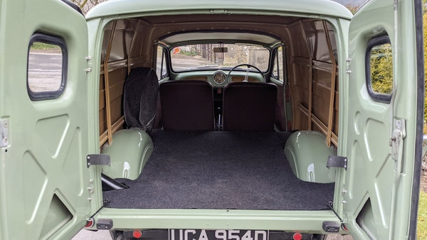 1966 Morris 6 cwt Van For Sale (picture 21 of 41)