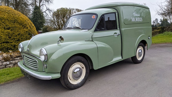 1966 Morris 6 cwt Van For Sale (picture 7 of 41)