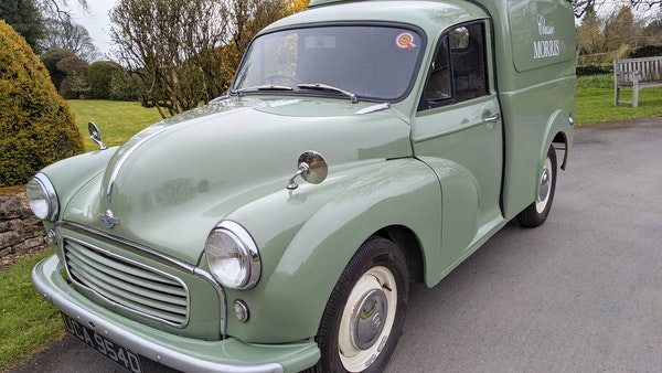 1966 Morris 6 cwt Van For Sale (picture 9 of 41)