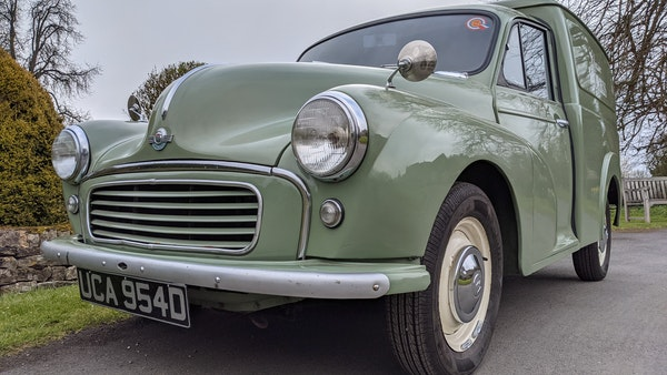 1966 Morris 6 cwt Van For Sale (picture 3 of 41)