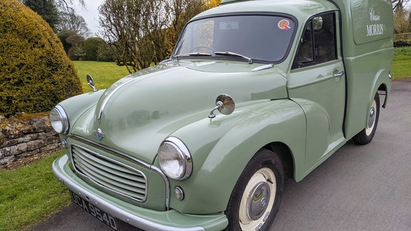 1966 Morris 6 cwt Van For Sale (picture 8 of 41)