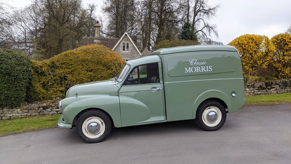 1966 Morris 6 cwt Van For Sale (picture 10 of 41)