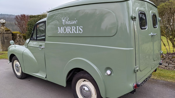 1966 Morris 6 cwt Van For Sale (picture 15 of 41)