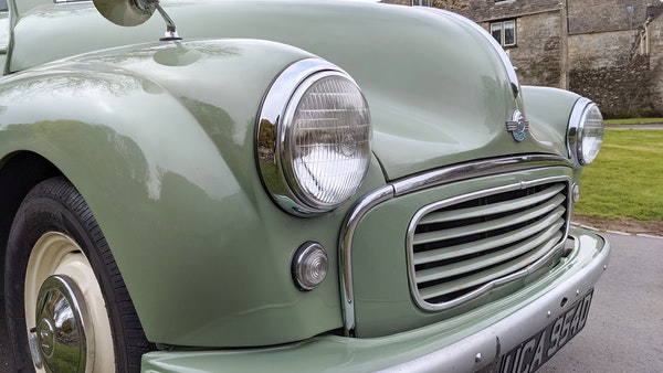 1966 Morris 6 cwt Van For Sale (picture 11 of 41)