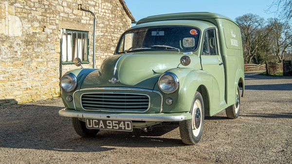 1966 Morris 6 cwt Van For Sale (picture 1 of 41)