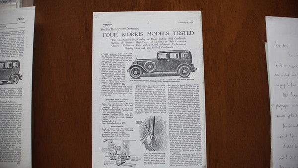 1930 Morris Isis For Sale (picture 121 of 194)