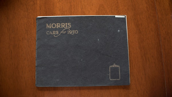 1930 Morris Isis For Sale (picture 151 of 194)