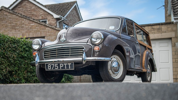 1963 Morris 1000 Traveller For Sale (picture 7 of 130)