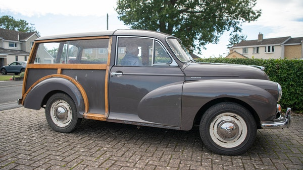 1963 Morris 1000 Traveller For Sale (picture 4 of 130)