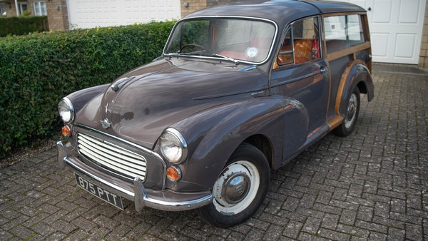 1963 Morris 1000 Traveller For Sale (picture 9 of 130)