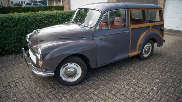 1963 Morris 1000 Traveller For Sale (picture 8 of 130)