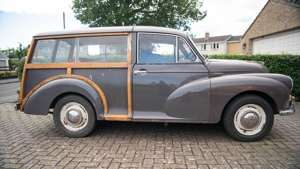 1963 Morris 1000 Traveller For Sale (picture 6 of 130)
