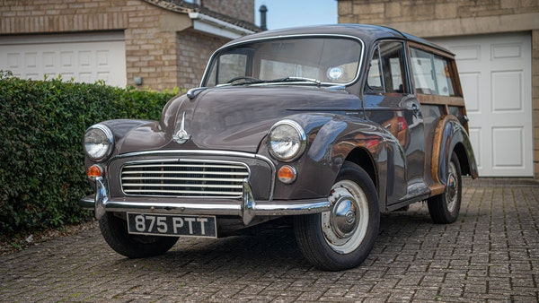 1963 Morris 1000 Traveller For Sale (picture 1 of 130)