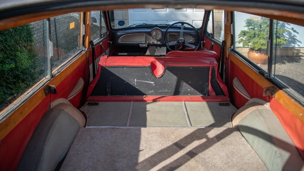 1963 Morris 1000 Traveller For Sale (picture 46 of 130)