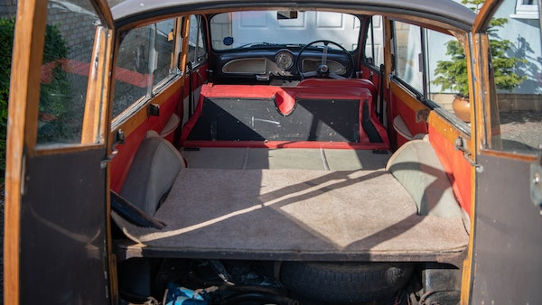 1963 Morris 1000 Traveller For Sale (picture 45 of 130)
