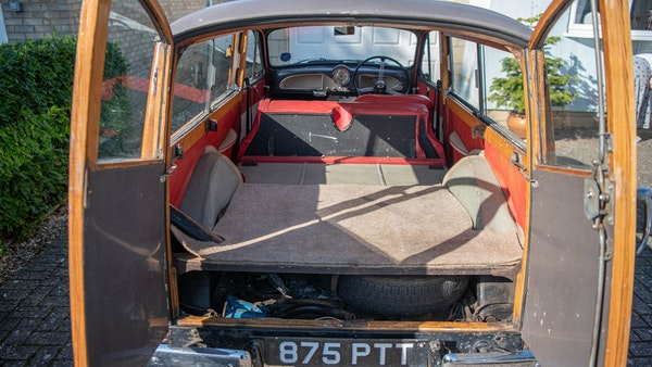 1963 Morris 1000 Traveller For Sale (picture 34 of 130)