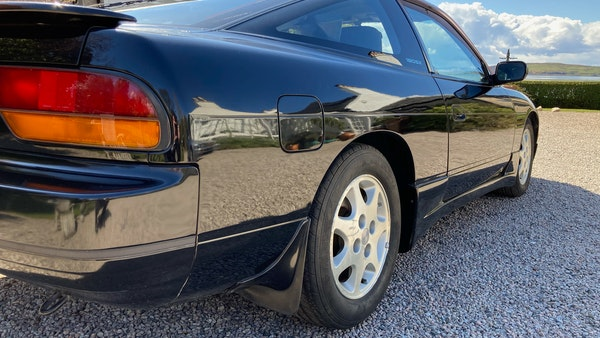 1991 Nissan 180 SX For Sale (picture 21 of 145)