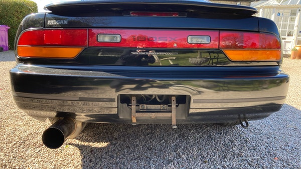 1991 Nissan 180 SX For Sale (picture 19 of 145)