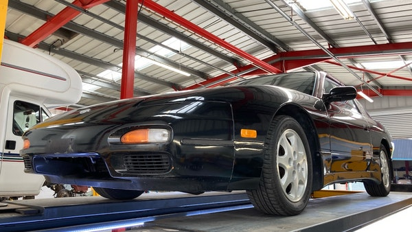 1991 Nissan 180 SX For Sale (picture 140 of 145)