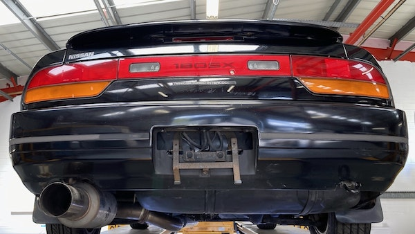 1991 Nissan 180 SX For Sale (picture 124 of 145)