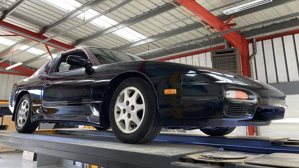 1991 Nissan 180 SX For Sale (picture 144 of 145)