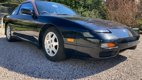 1991 Nissan 180 SX For Sale (picture 9 of 145)