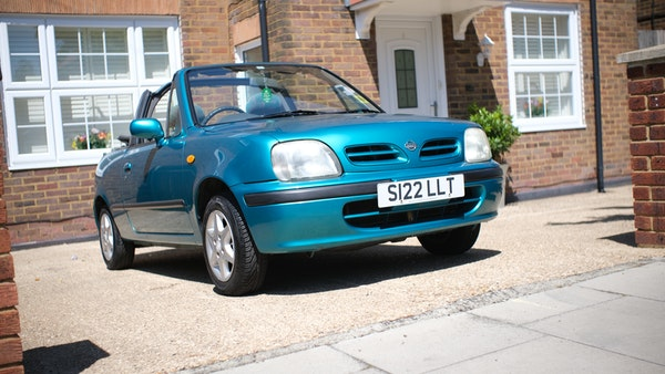 Nissan March cabriolet 1998 For Sale (picture 9 of 217)