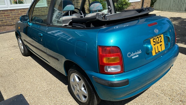 Nissan March cabriolet 1998 For Sale (picture 18 of 217)