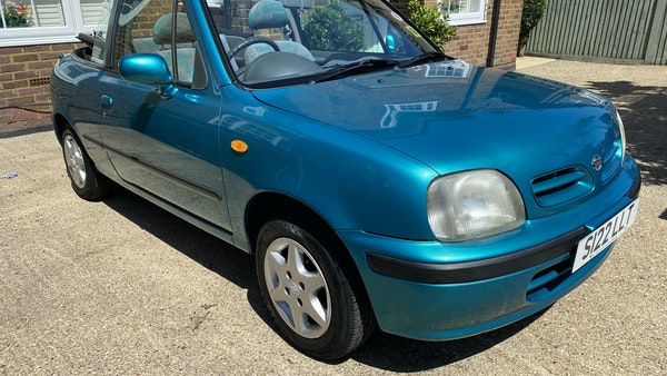 Nissan March cabriolet 1998 For Sale (picture 4 of 217)