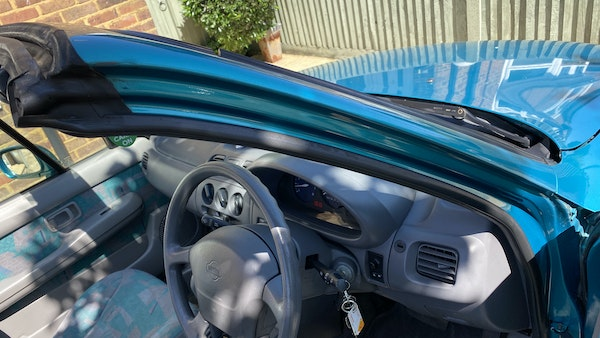 Nissan March cabriolet 1998 For Sale (picture 41 of 217)