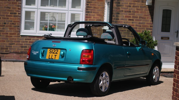 Nissan March cabriolet 1998 For Sale (picture 11 of 217)